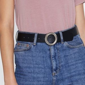 Change Your Ways Faux Leather Belt from Nasty Gal
